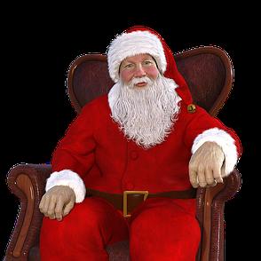 5 geheimnisse um santa claus und weihnachtsmann. Black Bedroom Furniture Sets. Home Design Ideas