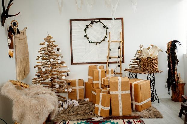 weihnachtsbaumschmuck trends und farben 2018 traumhafte weihnachtsdeko ideen. Black Bedroom Furniture Sets. Home Design Ideas