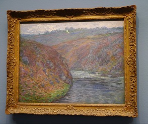 Claude Monet - Creuse