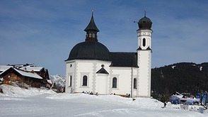Seekirchl in Seefeld/Tirol