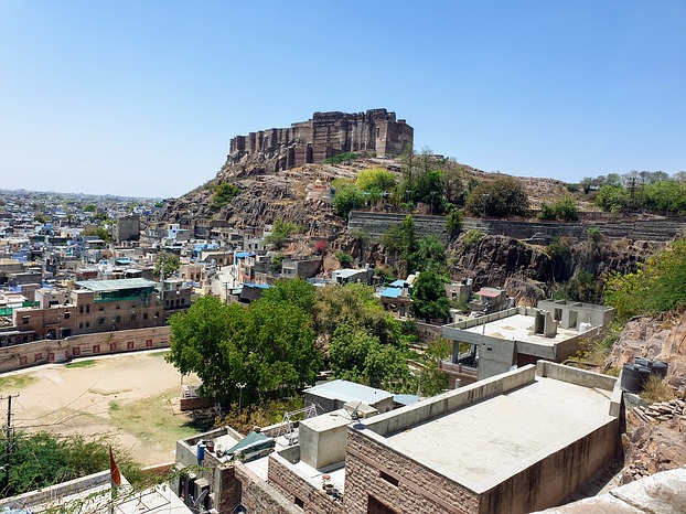 Mehrangarth-Fort