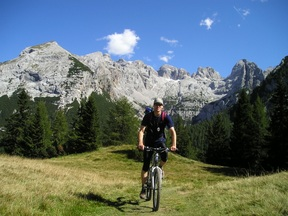 Die Brenta-Gruppe - Ein Highlight der Joe Route