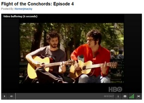 Flight of the Conchords - full episode