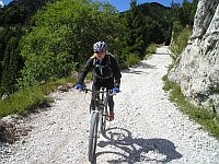 Tremalzo per Mountainbike