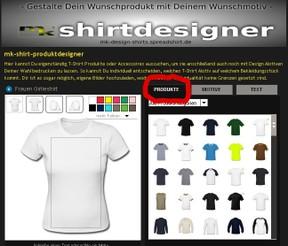 the latest 7c1c0 e857e T-Shirts selbst gestalten mit dem Shirtdesigner