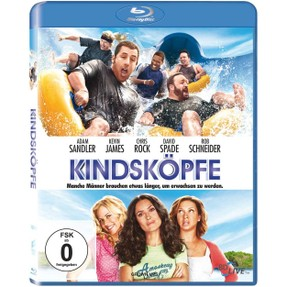 Kindsköpfe - Cover der blu-ray