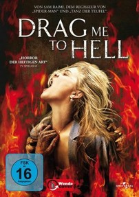 Drag Me To Hell - Cover der DVD