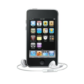 Apple iPod Touch 3g mit 64 GB