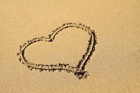 Sand Art: Kunstwerke aus Sand