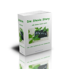 Ebook - Die Stevia Story