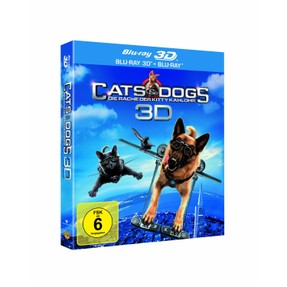 Cats & Dogs: Die Rache der Kitty Kahlohr