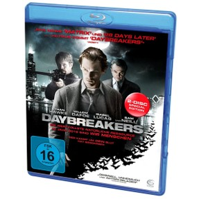 Daybreakers - Cover der blu-ray