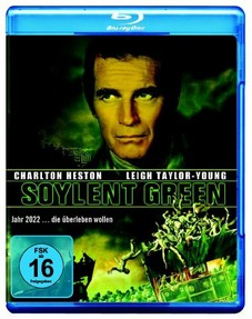blu-ray Soylent Green