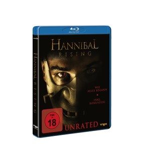 DVD Hannibal Rising