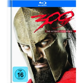 "Cover der blu-ray ""300"""