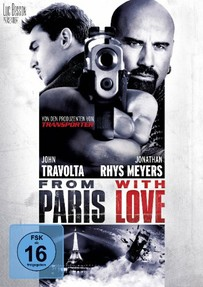 From Paris With Love: DVD-Cover