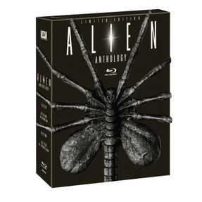 Alle Alien-Filme in einer Box - inklusive Facehugger!