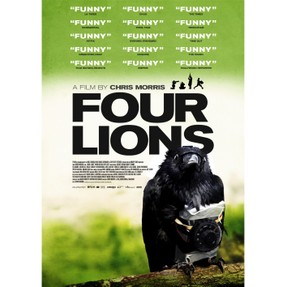 Four Lions - Cover