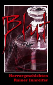 "Cover eBook ""Blut"""