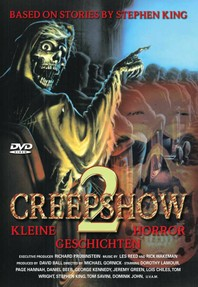 """Creepshow 2"" - DVD-Cover"