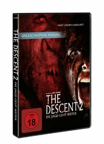 "Cover ""The Descent 2"""