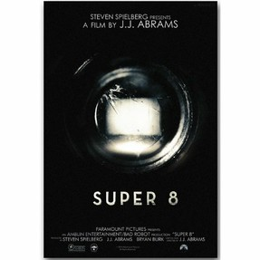Super 8 - Filmposter auf www.amazon.com