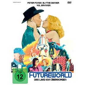 Futureworld mit Peter Fonda