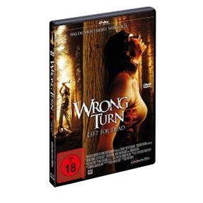 "Cover ""Wrong Turn 3"""