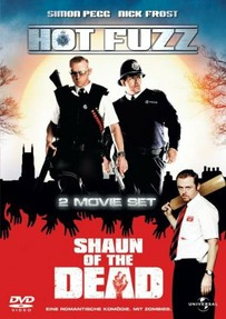 """Shaun of the Dead"" und ""Hot Fuzz"" im Doppelpack"