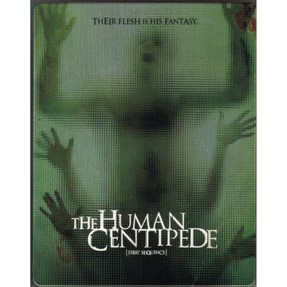 "Extrovertieres Haustier: ""The Human Centipede"""