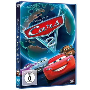 "Cover ""Cars 2"""
