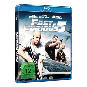 "Cover ""Fast & Furious 5"""
