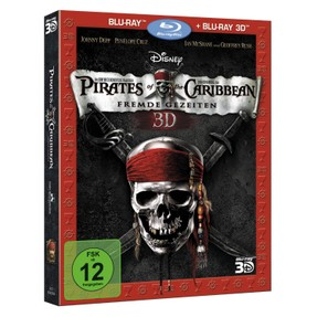 "Cover ""Pirates of the Caribbean - Fremde Gezeiten"""