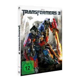 "Cover ""Transformers 3"" - der Film ohne Megan Fox"