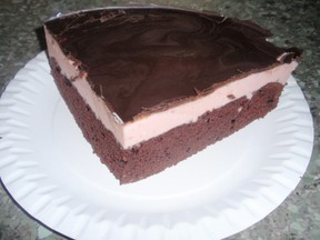 Torte Mit Pudding Himbeer Pudding Torte