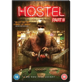 "Cover ""Hostel 3"""