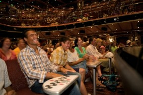 Theater bei Carnival Cruise Lines