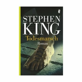 "Cover ""Todesmarsch"" von Stephen King"