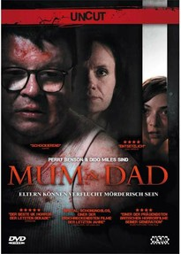 "Cover der DVD ""Mum and Dad"""