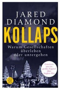"Cover ""Kollaps"" - Jared Diamond"