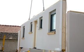 bungalow bauen modern wohnen und leben. Black Bedroom Furniture Sets. Home Design Ideas