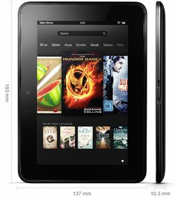 Tablet Amazon Kindle Fire HD
