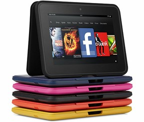 Günstiges Tablet: Kindle Fire