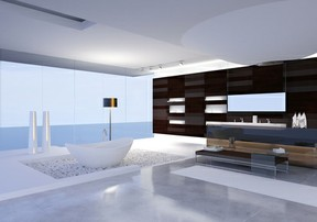 modern wohnen im loftstil. Black Bedroom Furniture Sets. Home Design Ideas