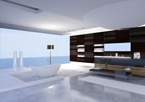 modern wohnen im loftstil. Black Bedroom Furniture Sets. Home Design Ideas