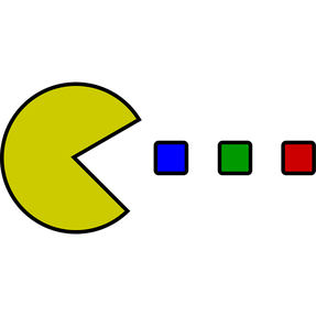 Killerspiel Pac Man