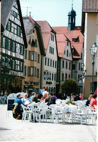 Cafe`am Markt,Monika Hermeling