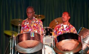 Steelband (Barbados Tourism Authority)