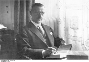 Thomas Mann 1929 © Das Bundesarchiv/Wikipedia