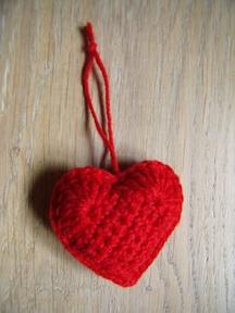Deko Herzen Schnell Und Einfach Häkeln